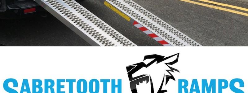 Sabretooth Non Folding Loading Ramps