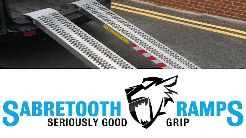 Sabretooth Non Folding Loading Ramps