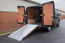 Economy and Premium Heavy Duty Van Ramp