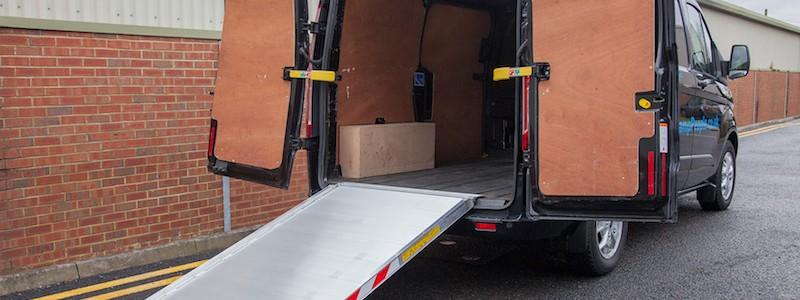Economy and Premium Heavy Duty Van Ramp