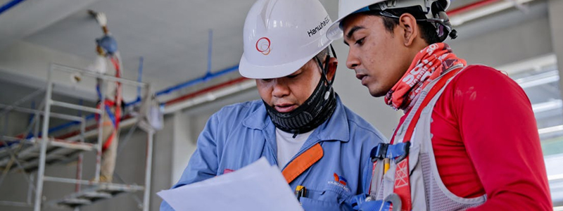Employees should be trained in health safety along with formal health and safety procedures