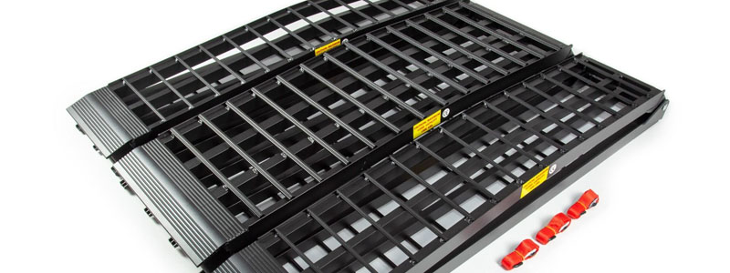 The Black Widow ramp for motorbikes and quad bikes