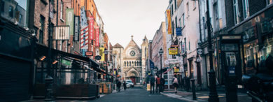Top accessible tourist attractions in Dublin, Ireland