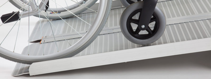 Length Fold Wheelchair Ramp