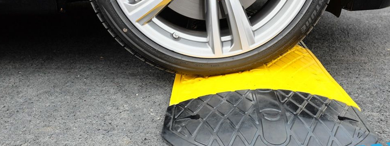 speed bumps for event safety management
