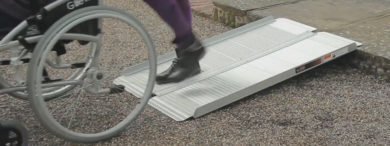 wheelchair ramps for event management and accessibility