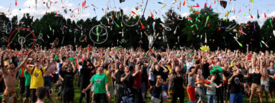 Crowd safety and event management for festival season