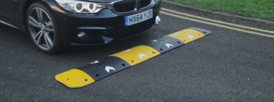 Get speed bumps in Ireland to improve road safety