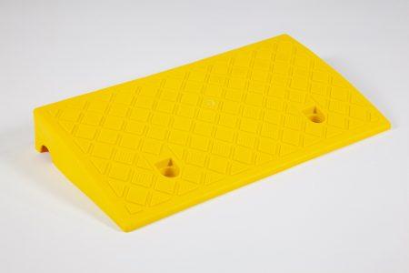 Plastic kerb ramps