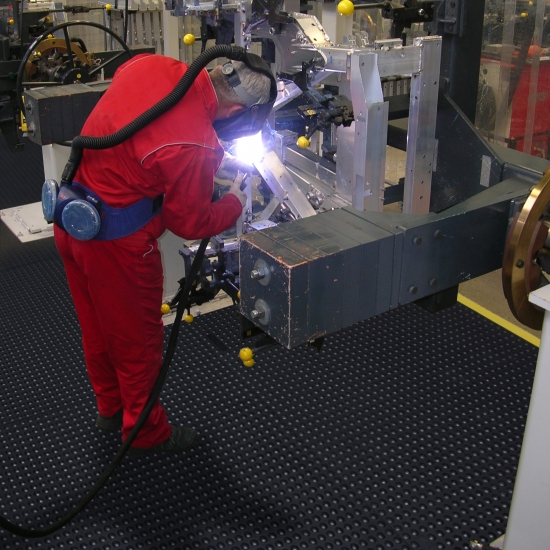 Anti Fatigue Mat for Special Applications - Electrostatic Discharge (ESD), Chemical, Welding and Fire Resistant