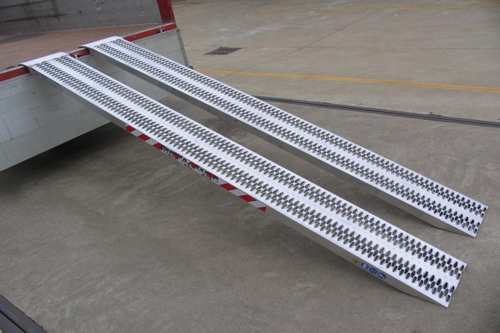Non-Folding Ramps