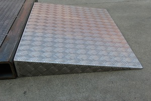 Wedge Container Ramps