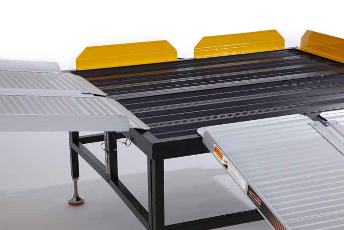 Portable Platforms and Joining Supports
