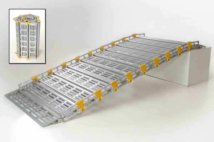 13ft Long Roll-A-Ramp, 660mm wide