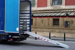heavy duty truck ramp